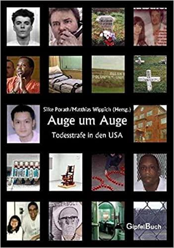 Buch: Auge um Auge: Todesstrafe in den USA