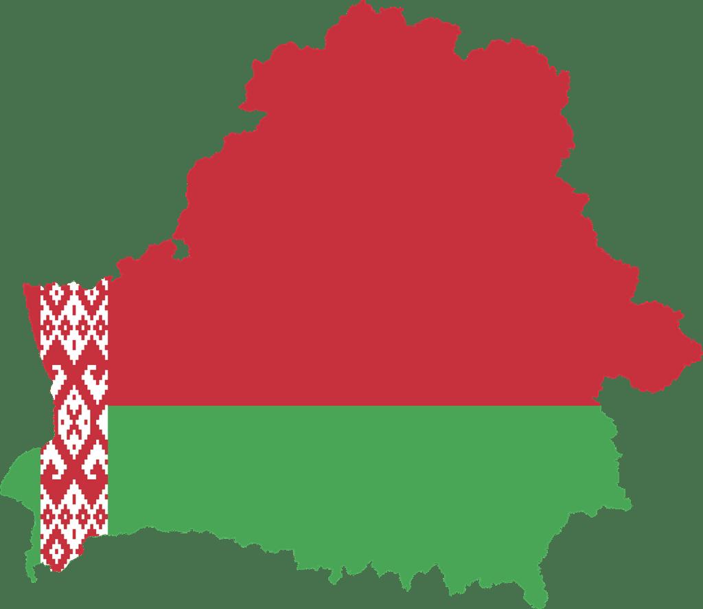 Landkarte Weißrussland