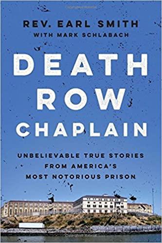 Bookcover: Death Row Chaplain