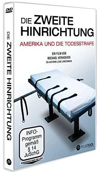DVD-Cover: DIe Zweite Hinrichtung: Amerika und die Todesstrafe