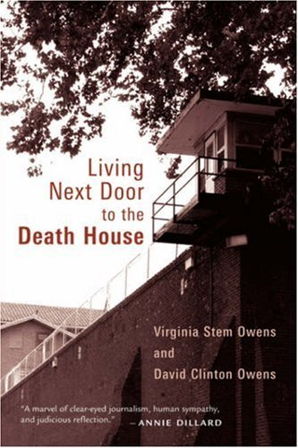 Book-Cover: Living Next Door to the Death House